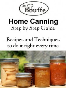 JeBouffe Home Canning cover