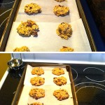 Chewy oatmeal and citrus cookies step 3