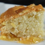 Recipe for corn and pineapple cake