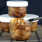 peaches_and_cranberries_cake_in_a_jar