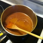 Recipe for Carambar caramel cakes step 2