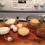 Pineapple_upside-down_cake_step1