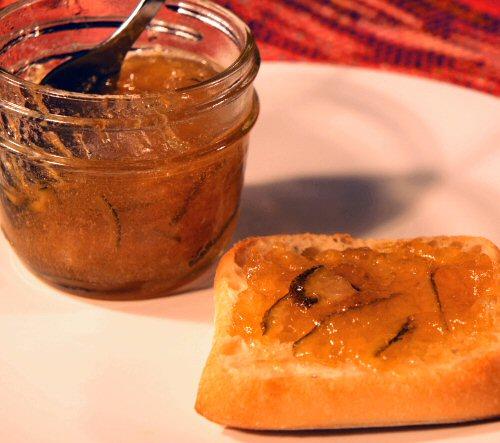 Marmelade de limettes
