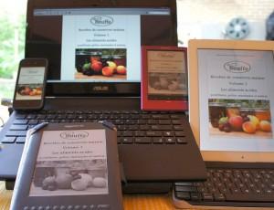 ebooks Recettes de conserves maison volume1 sur toutes les platerformes