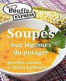 JeBouffe-Express Soupes aux légumes du potager.