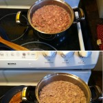 Préparation des Cretons au porc 2