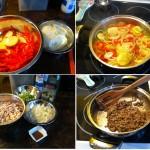 Lasagne aux légumes étapes 1