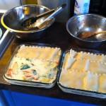 Lasagne aux légumes étapes 3