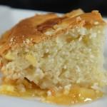 Recette de gâteau maïs et ananas