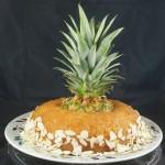 Gâteau renversé aux ananas de grand-maman