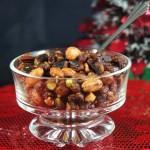 Mélange de noix rôties