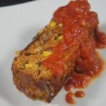 Pain de viande au trois piments